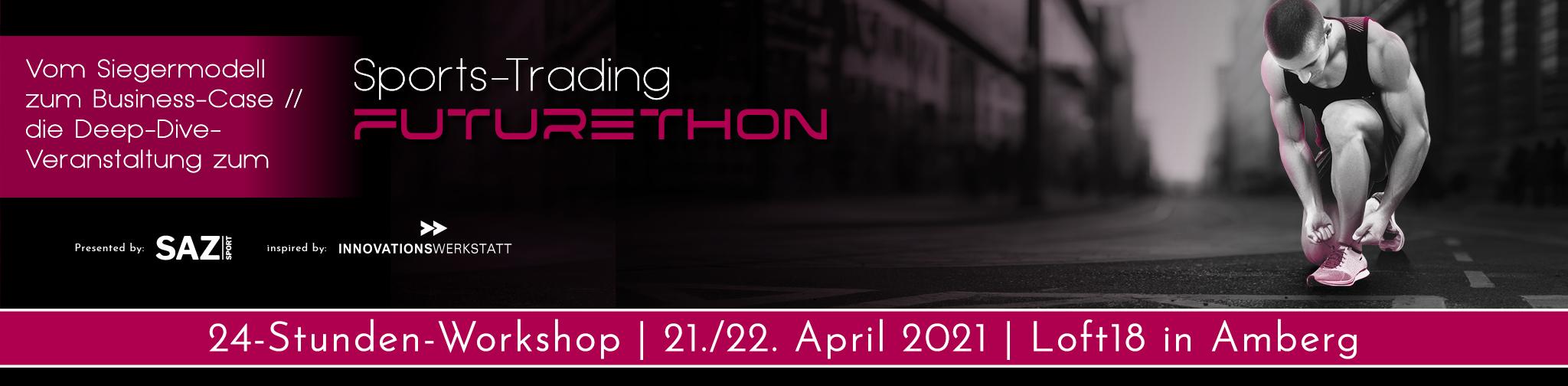 FUTURETHON 2021 - 21. und 22. April 2021